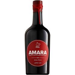 AMARO AMARA LIQUORE ARTIGIANALE ALL'ARANCIA ROSSA VARI FORMATI