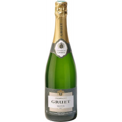 CHAMPAGNE GRUET SELECTION BRUT 75CL 12°