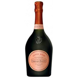 LAURENT PERRIER CHAMPAGNE CUVEE ROSE 75CL 12°